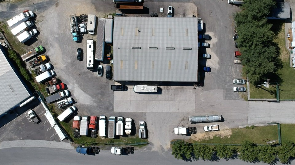 Pardo Fleet Solutions Aerial View