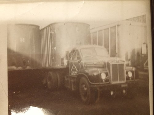 Medway Truck 1960's